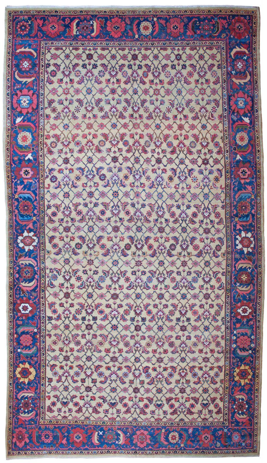 Antique Hamadan Carpet Persian Farnham Carpets