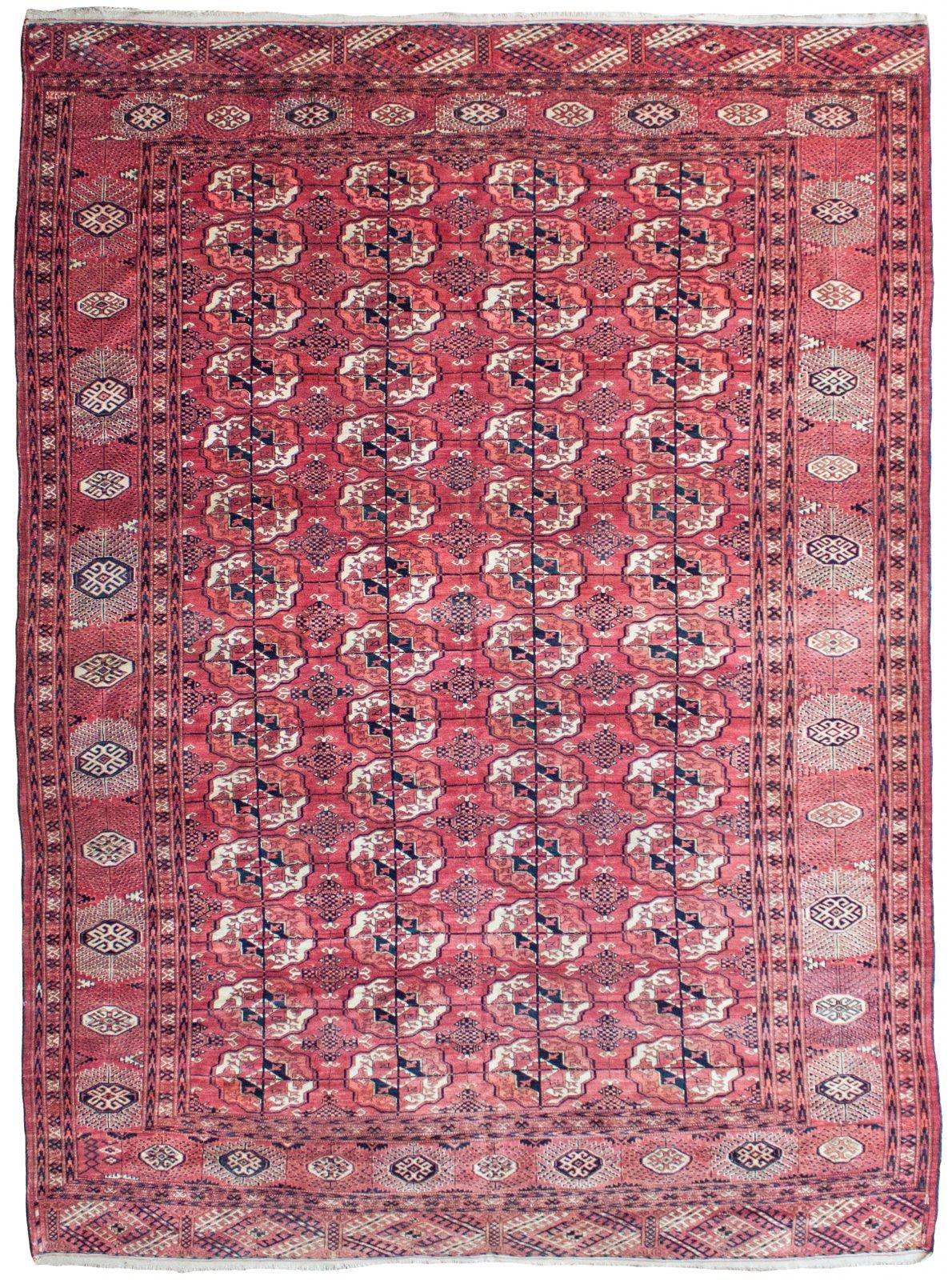 Antique Tekke Bokhara Carpet Farnham